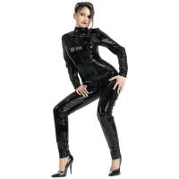 ledapol 1017 lakk catsuit - vinyl overall fetish