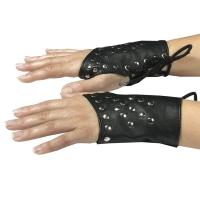 ledapol 102 lær hansker - kvinners hansker