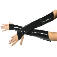 ledapol 1091 lakk hansker - vinyl hansker fetish