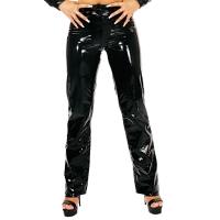 ledapol 1162 lakk bukser - vinyl bukser fetish