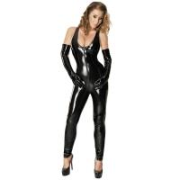 ledapol 1174 lakk catsuit - vinyl overall fetish