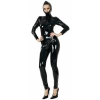 ledapol 1516 lakk catsuit - vinyl overall fetish