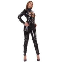 ledapol 1548 lakk catsuit - vinyl overall fetish
