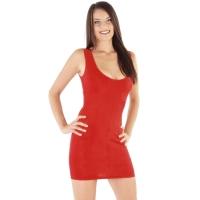 ledapol 3002 stretch kjole - stoffer mini kjoler - sexy kjole