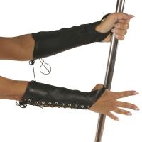 ledapol 5522 lær hansker - kvinners hansker