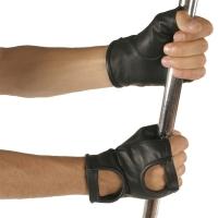 ledapol 5551 lær hansker - kvinners hansker